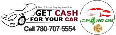 Cash For Used Cars Edmonton
